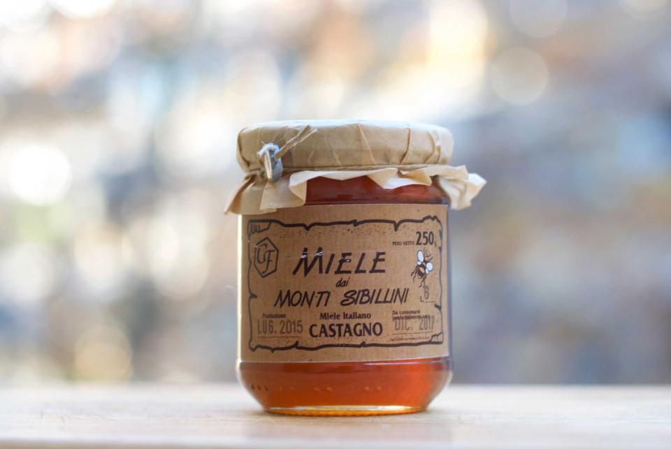 miele di castagno Colibazzi