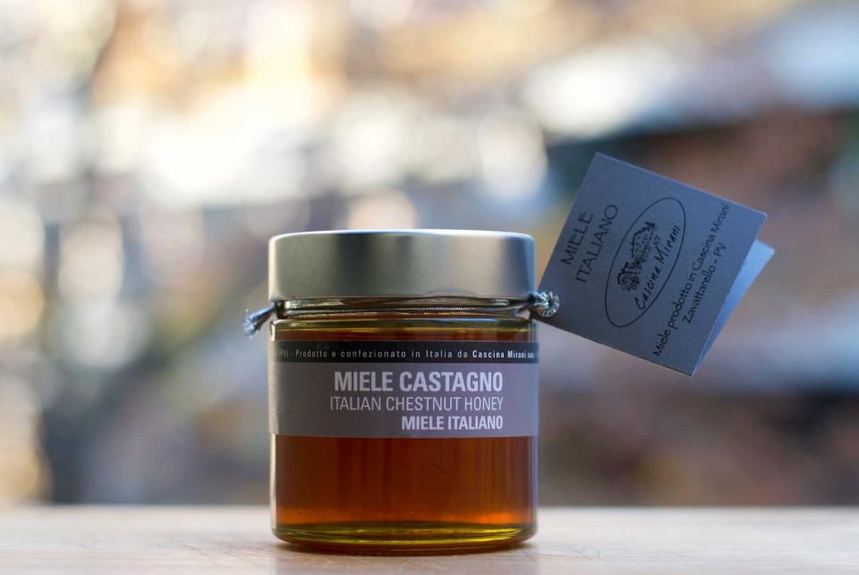 miele di castagno Mirani