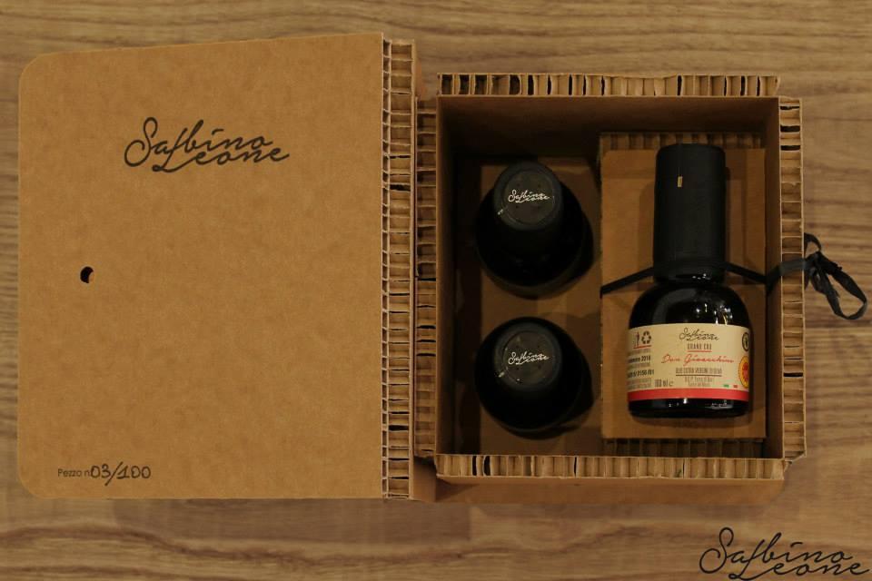 olio extravergine azienda Leone Sabino