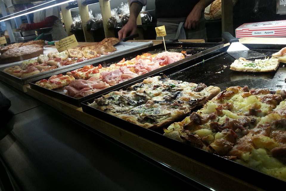 pizza a taglio Bologna Brisa