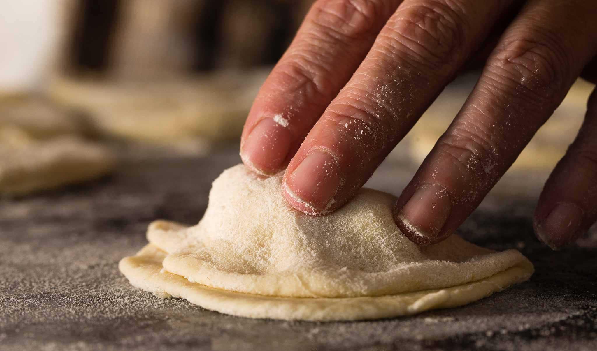 ricetta pizzette fritte 34