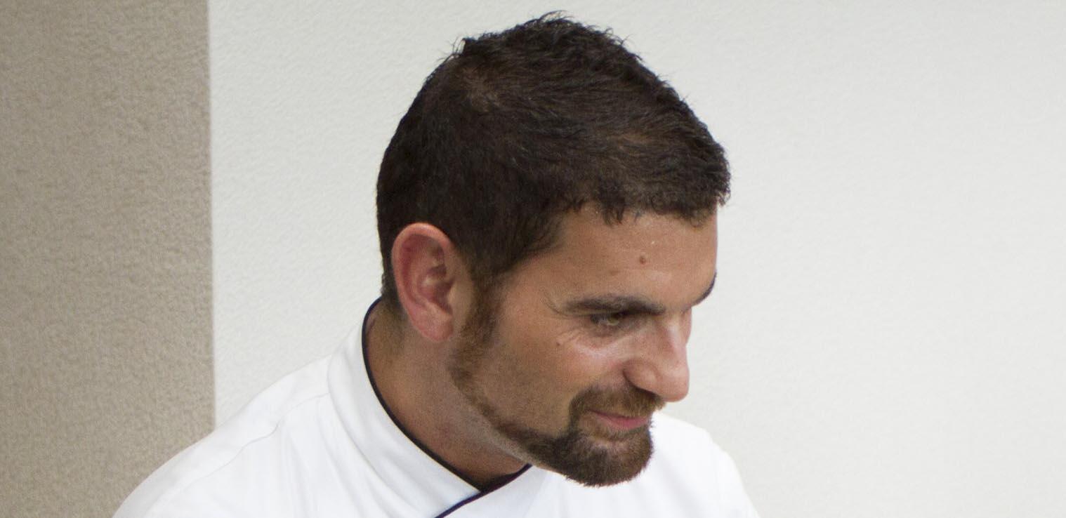 Adriano Baldassarre chef