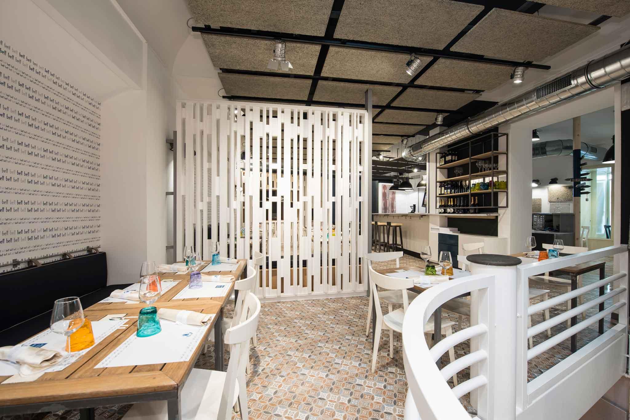 Bell ristorante Roma 1