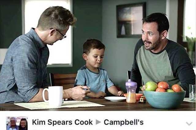 Tutti gay con le zuppe campbell 39 s degli altri for Barattoli di zuppa campbell s
