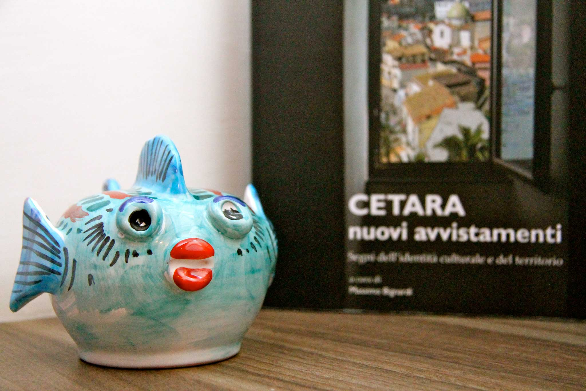 Cetaria pesce