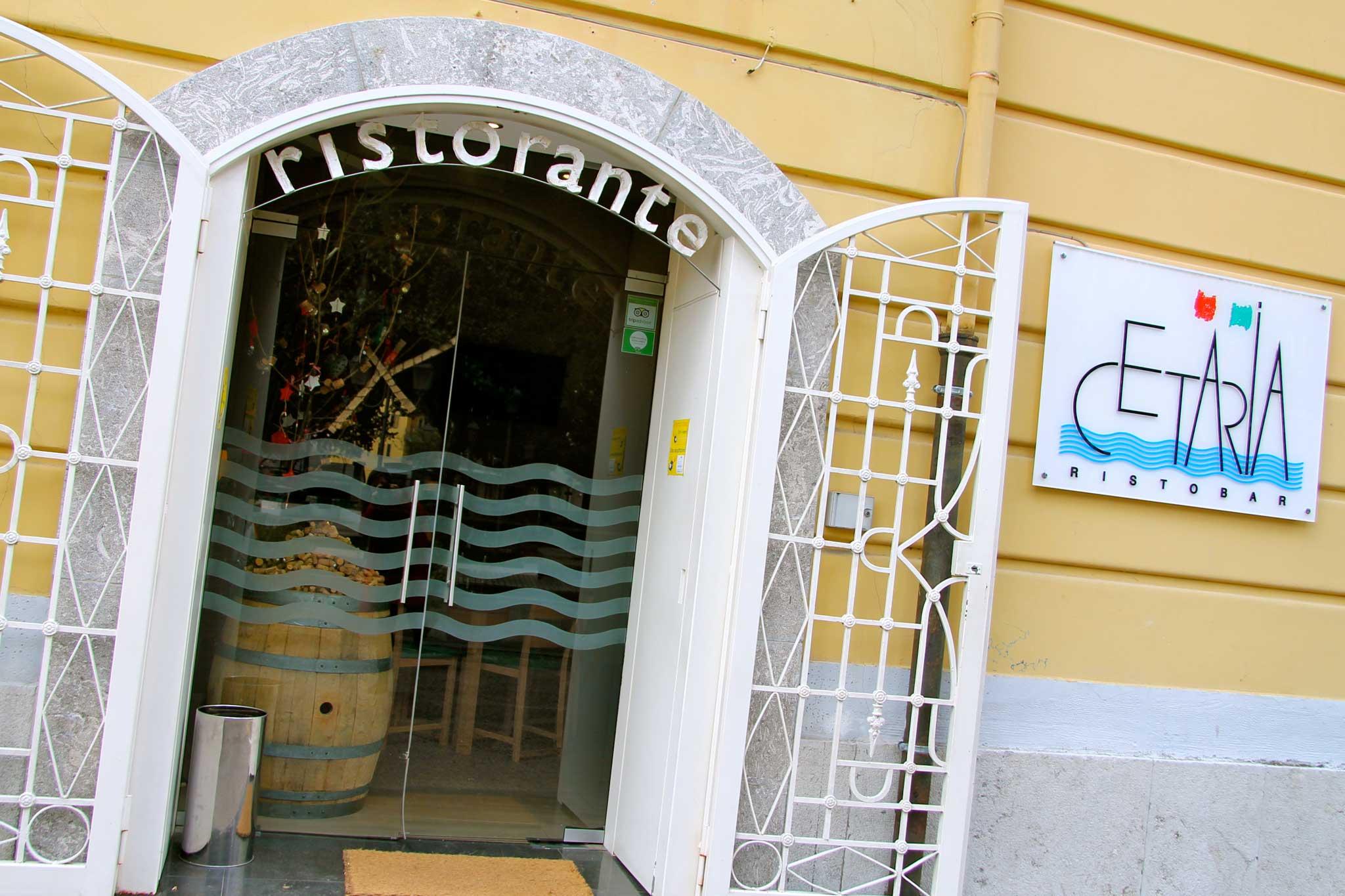 Cetaria ristorante Baronissi