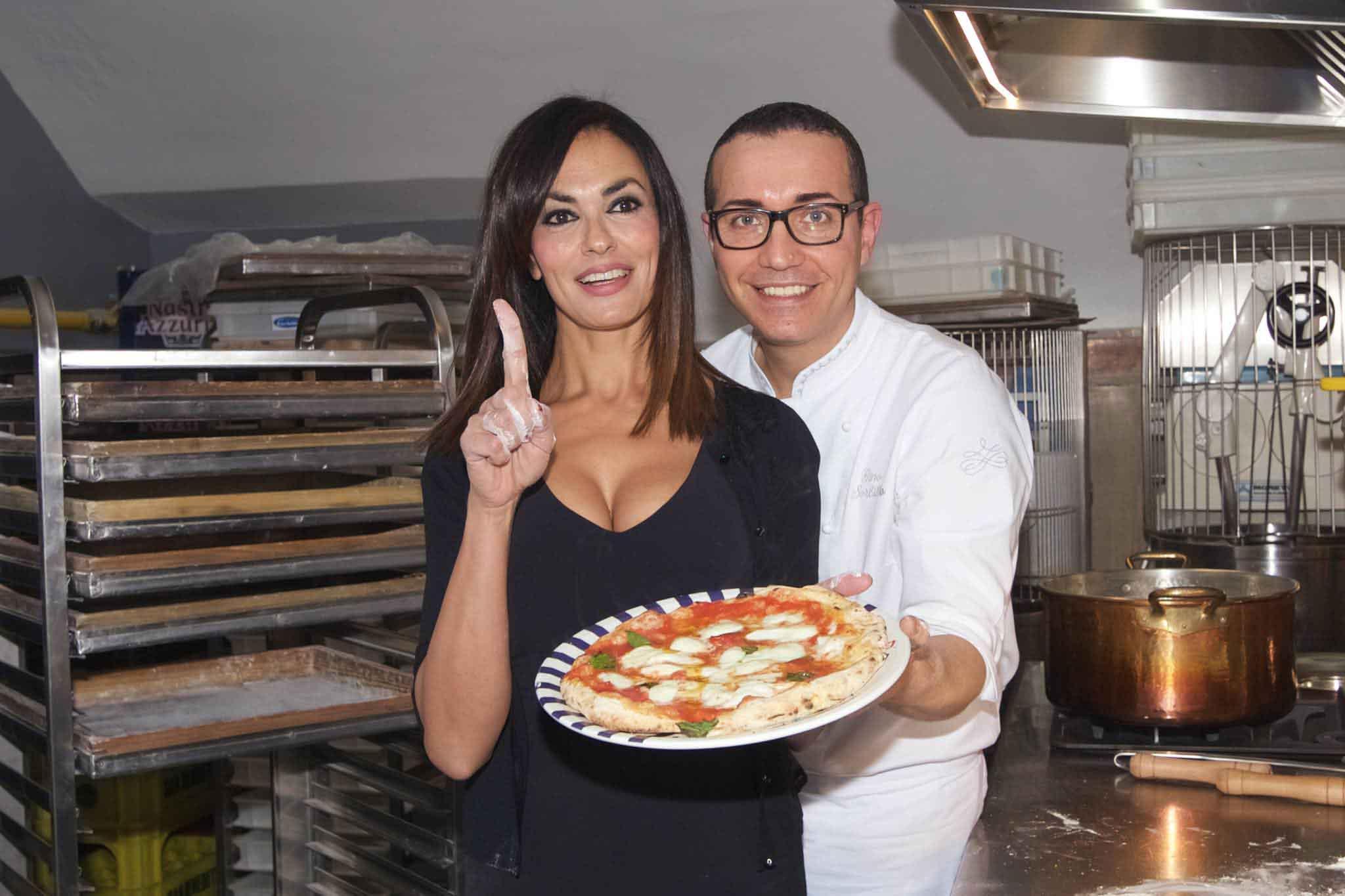 Cucinotta Sorbillo pizza margherita