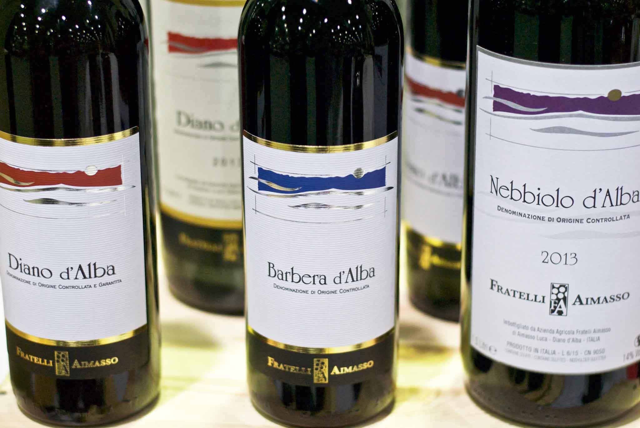 Fratelli Aimasso vini