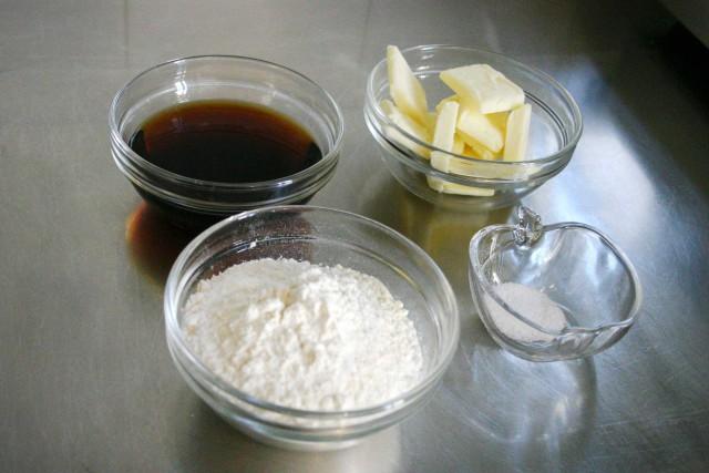 Frittelle di Carnevale Iginio Massari 01 ingredienti