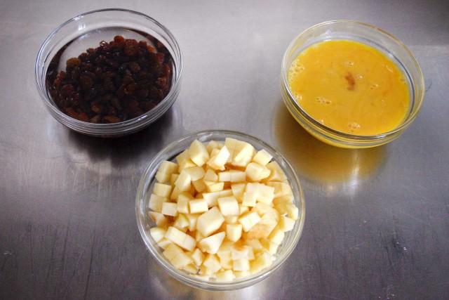 Frittelle di Carnevale Iginio Massari 02 ingredienti
