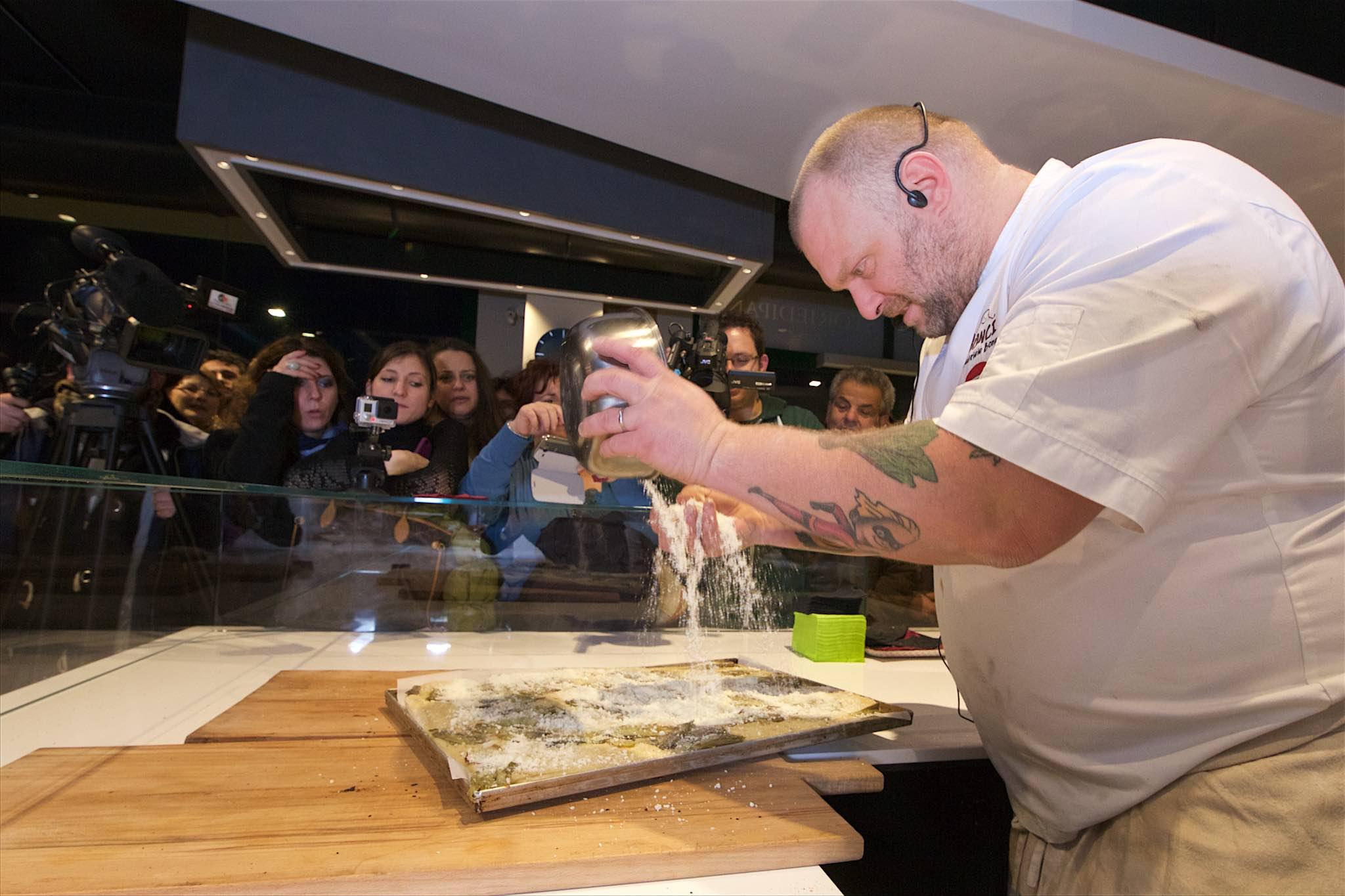 Gabriele Bonci ricetta pizza a casa