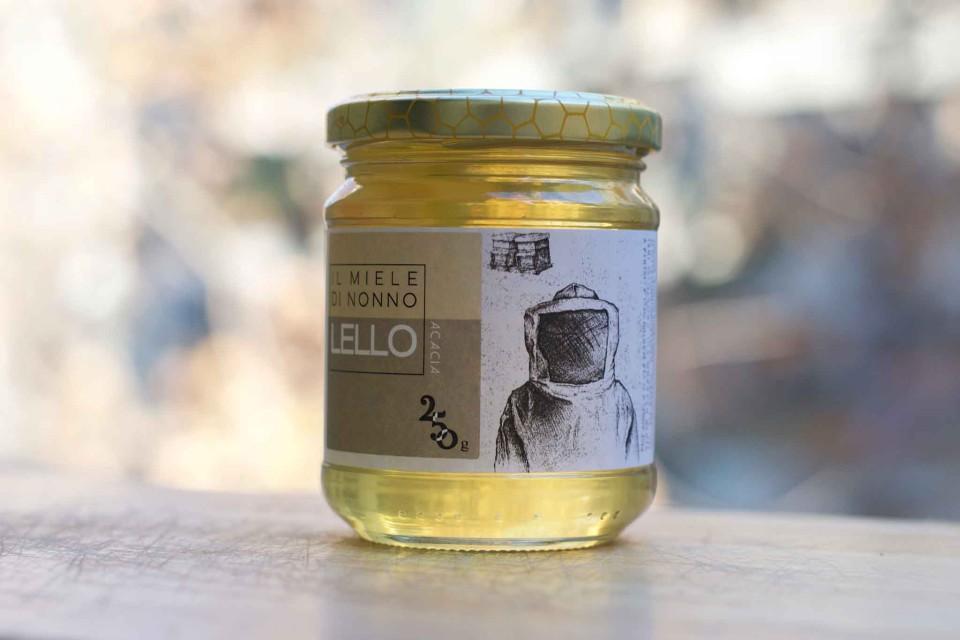 Il miele di Nonno Lello