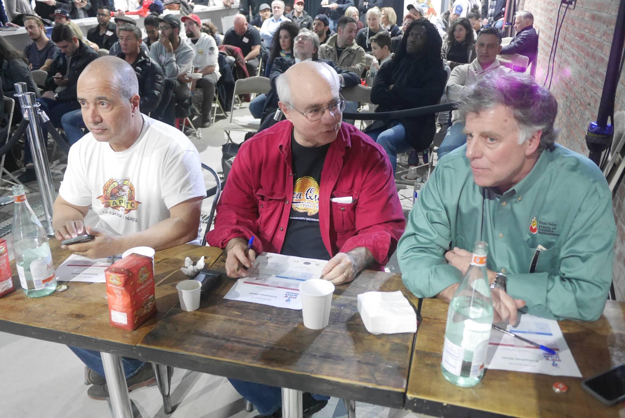 John Arena, Peter Reinhart e Pete Lachapelle
