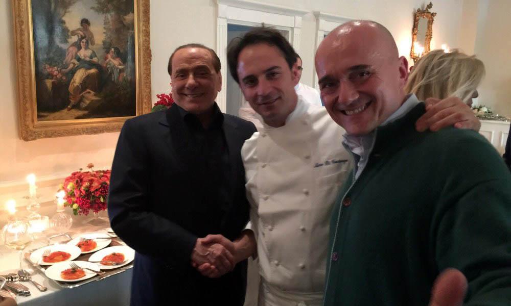 Nino Di Costanzo Berlusconi Signorini