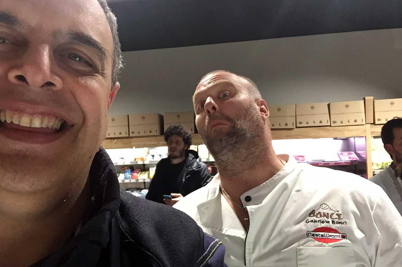 Pagano e Bonci
