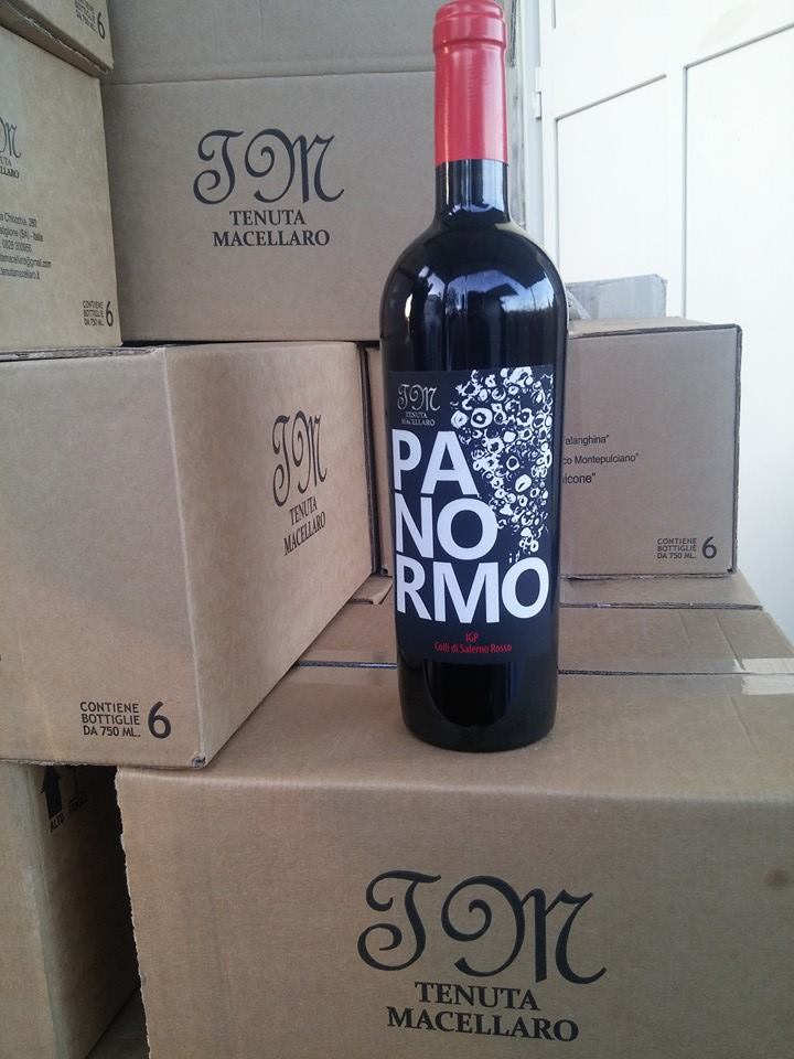 Panormo vino
