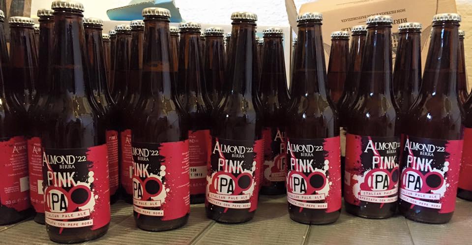 Pink Ipa Almond 22