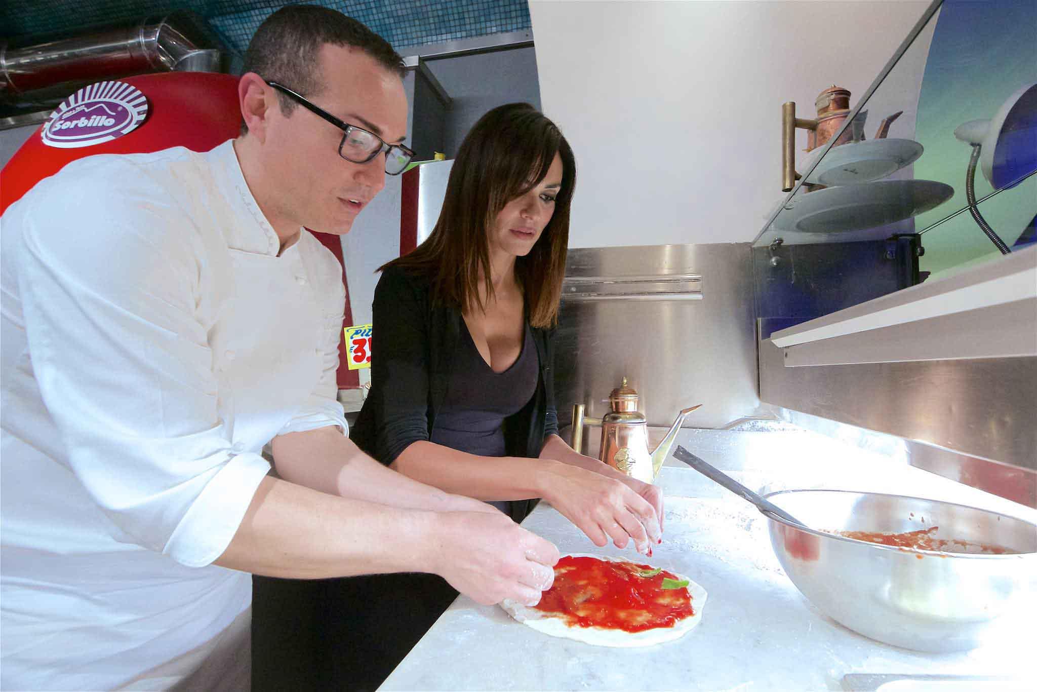 Sorbillo Cucinotta pizza basilico
