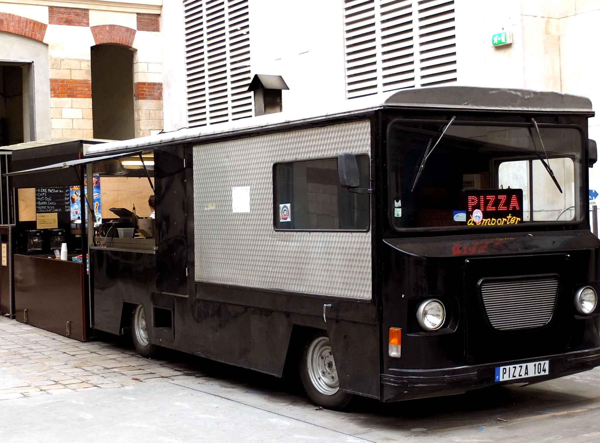 10 fantastici food truck in tutto il mondo. Black Bedroom Furniture Sets. Home Design Ideas