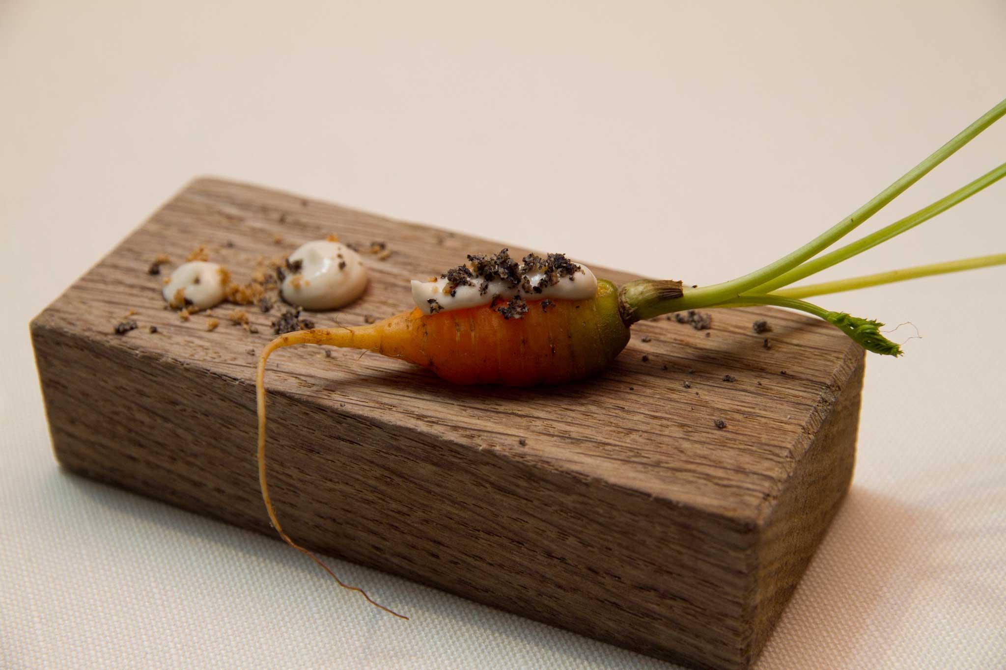 carota ripiena