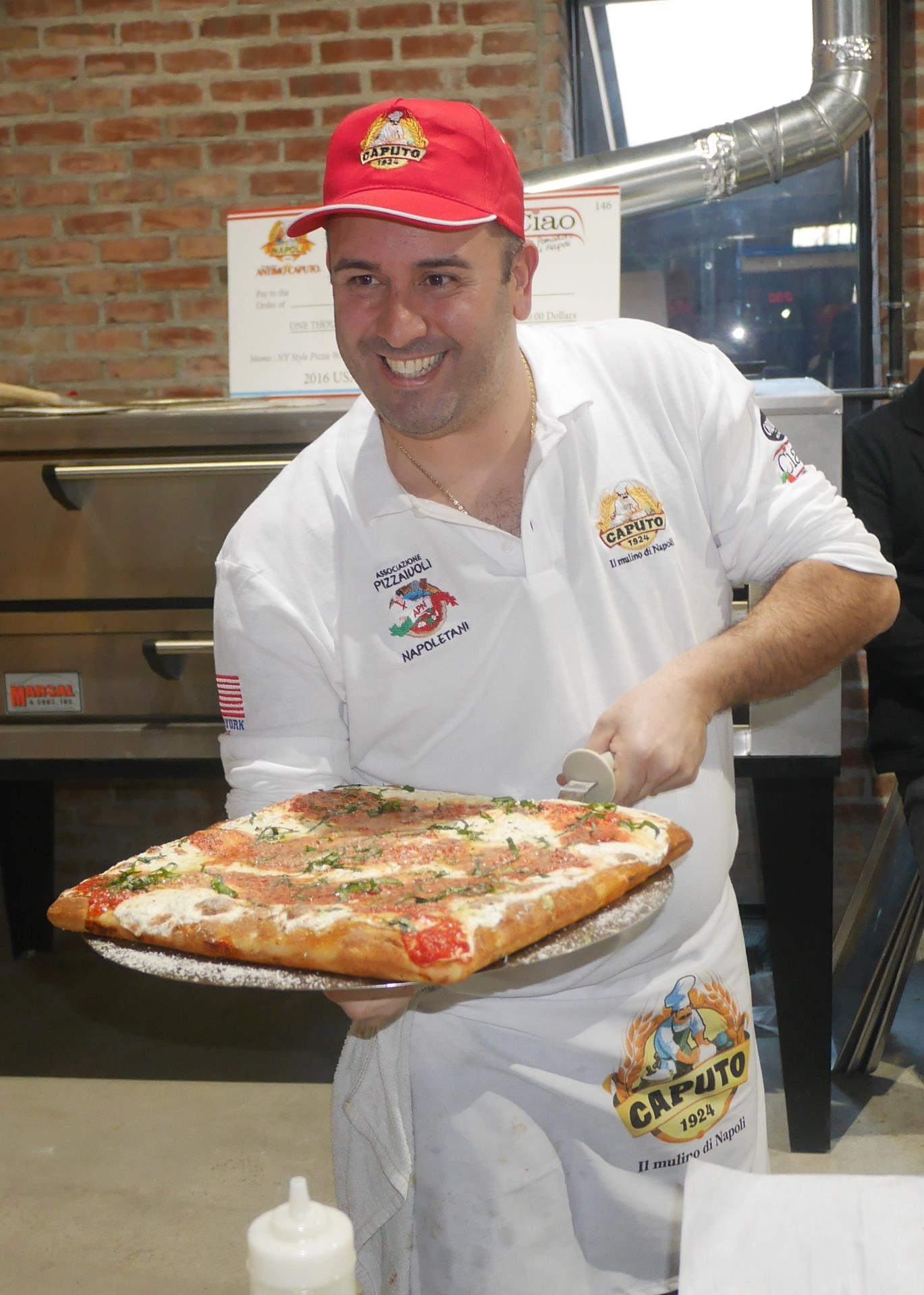 concorrente USA pizza