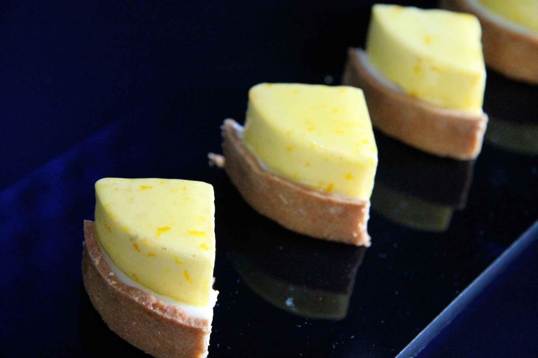 crostatina cioccolato bianco mascarpone