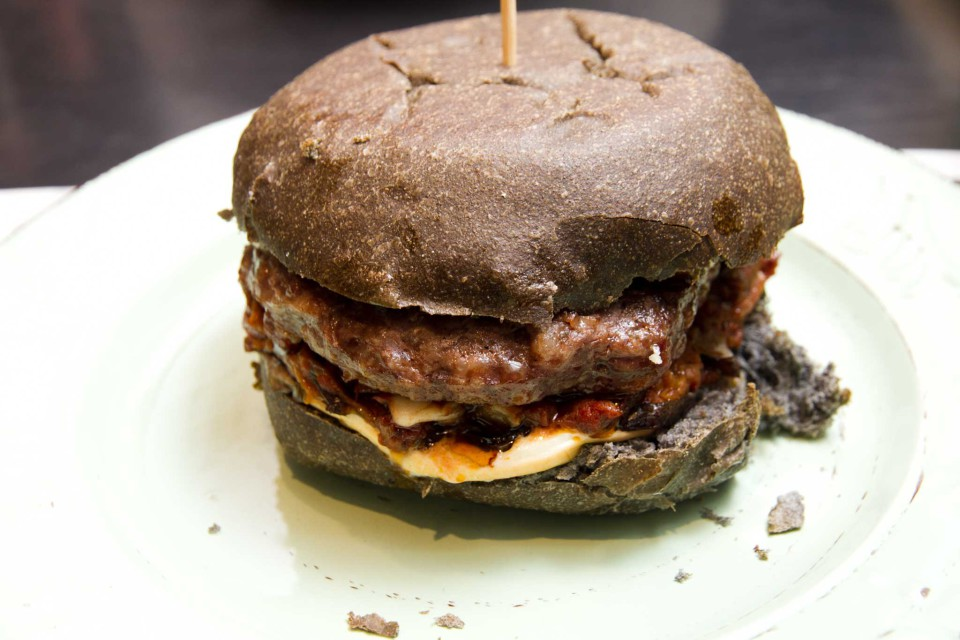 hamburger Pietro Parisi