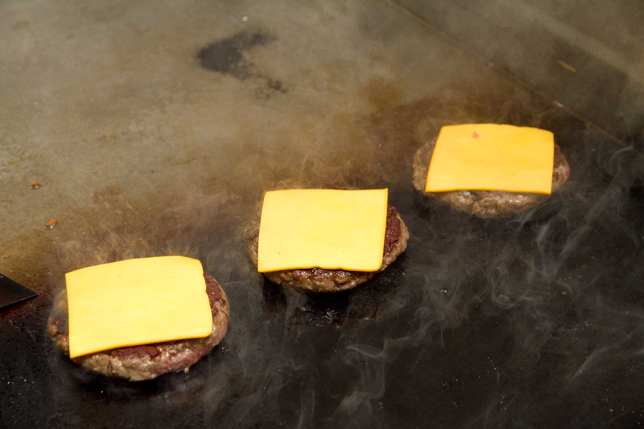 hamburger cheddar