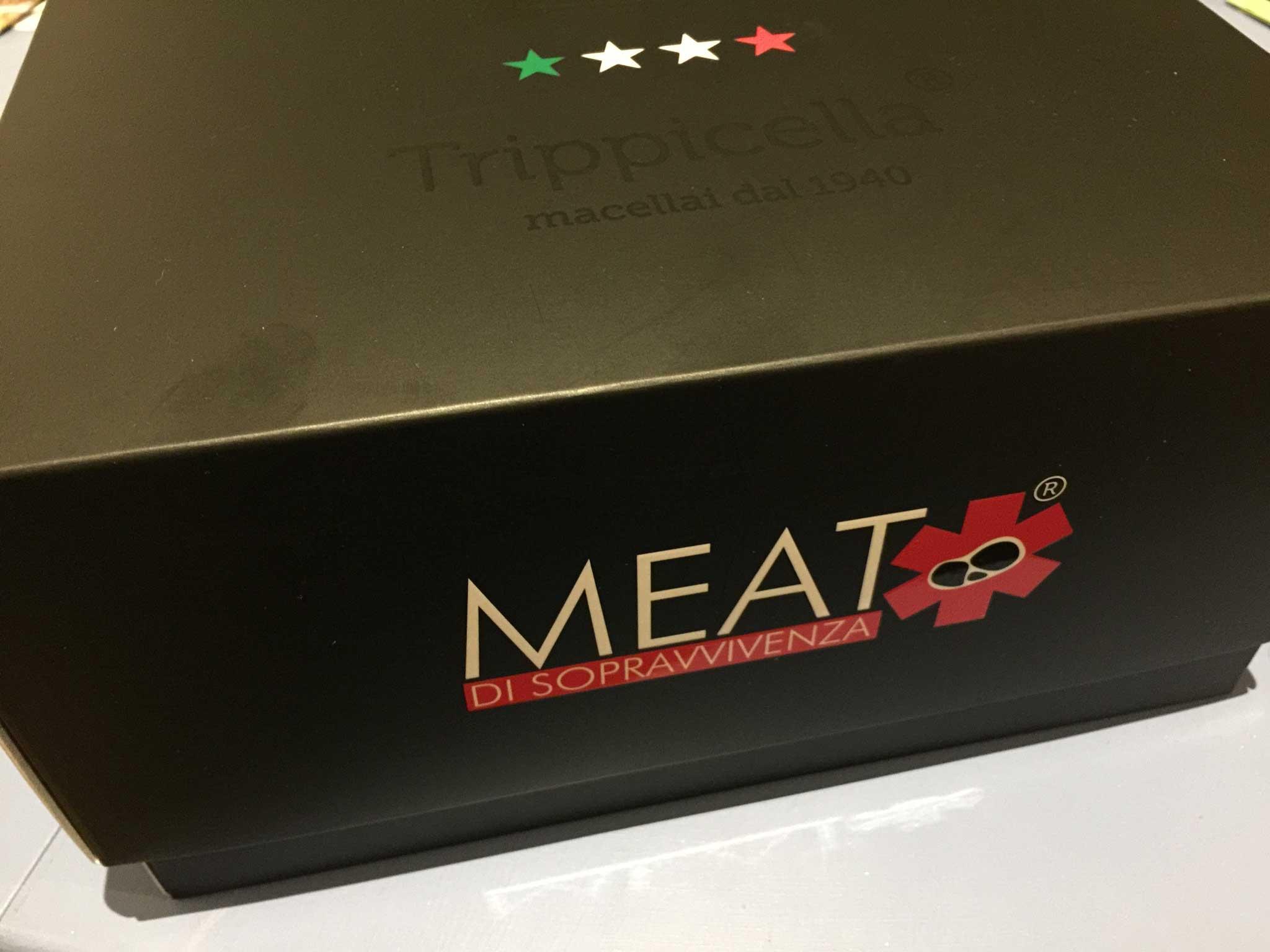 meat di sopravvivenza Trippicella