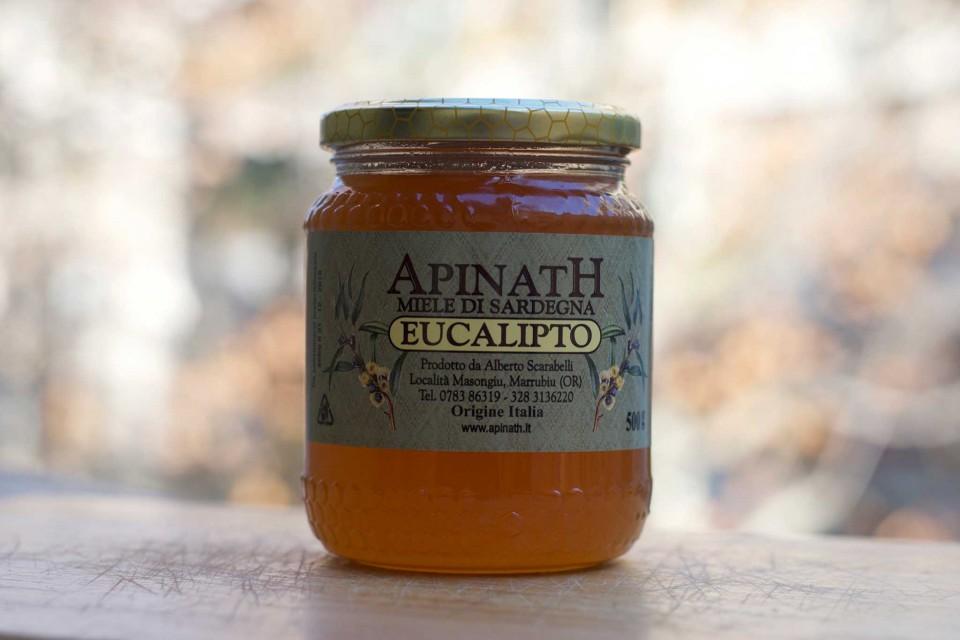 miele di eucalipto Apinath
