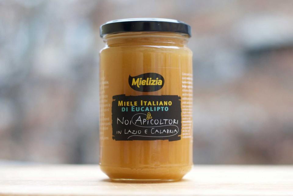 miele di eucalipto Mielizia
