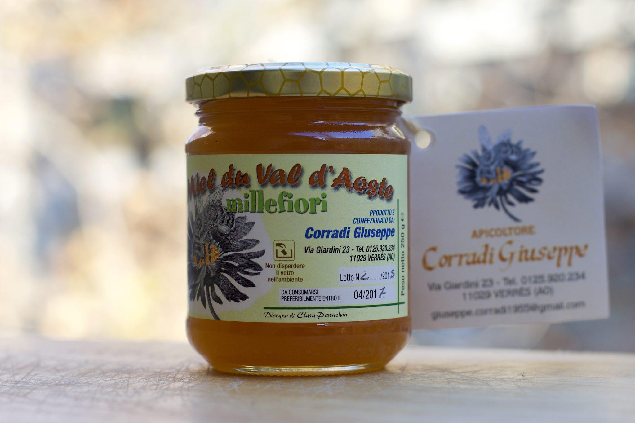 miele di millefiori corradi