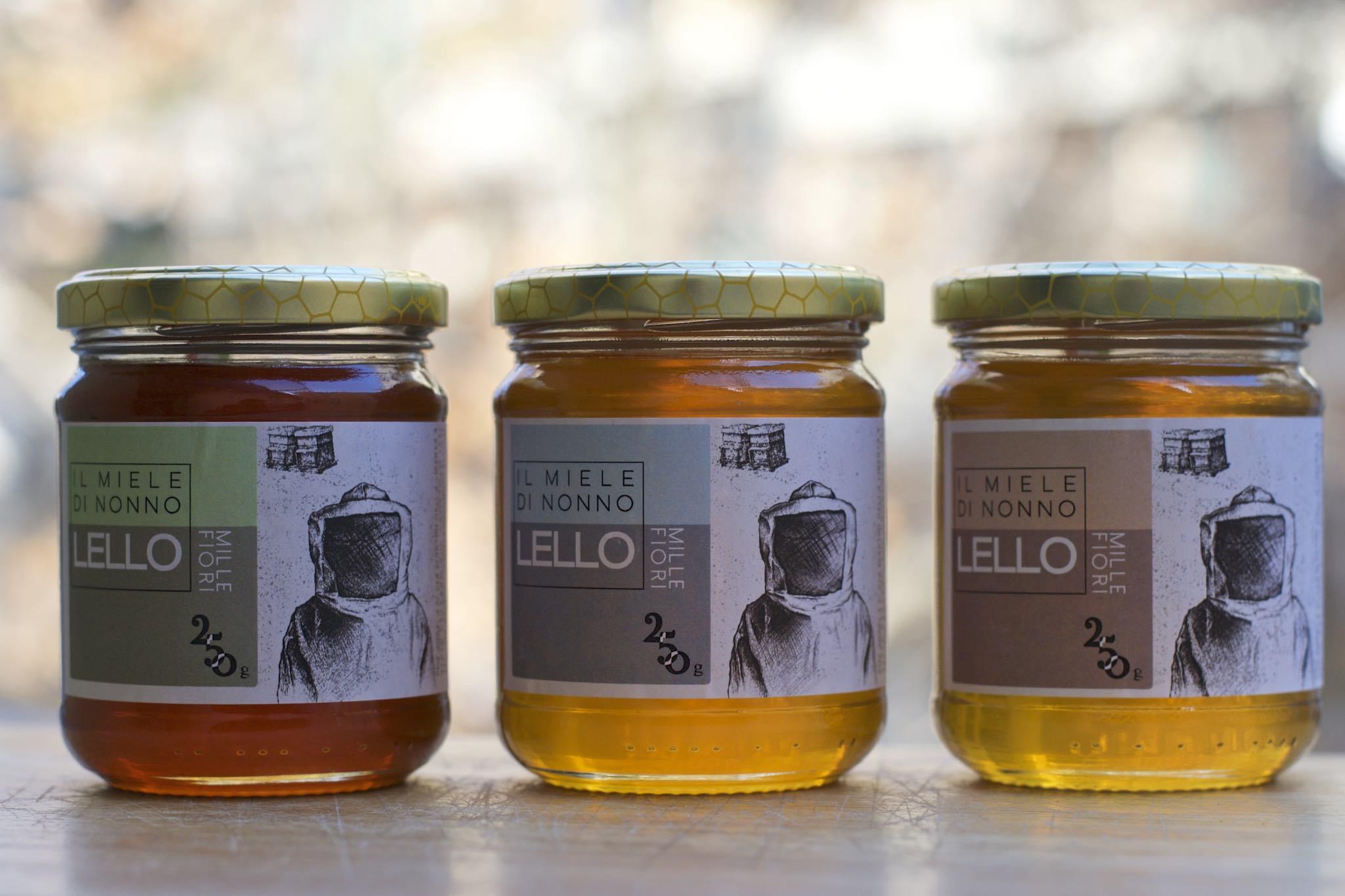 millefiori miele di nonno lello