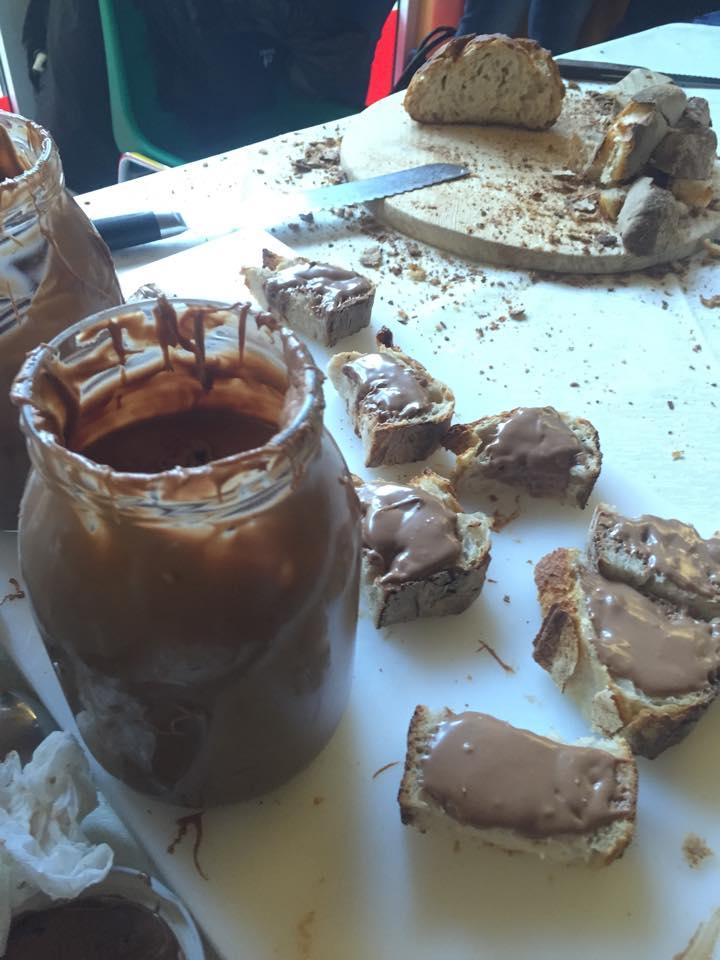 pane cioccolato Niko Romito