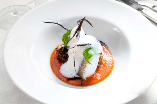 piatti pesce Peppino a Mare Roma 2