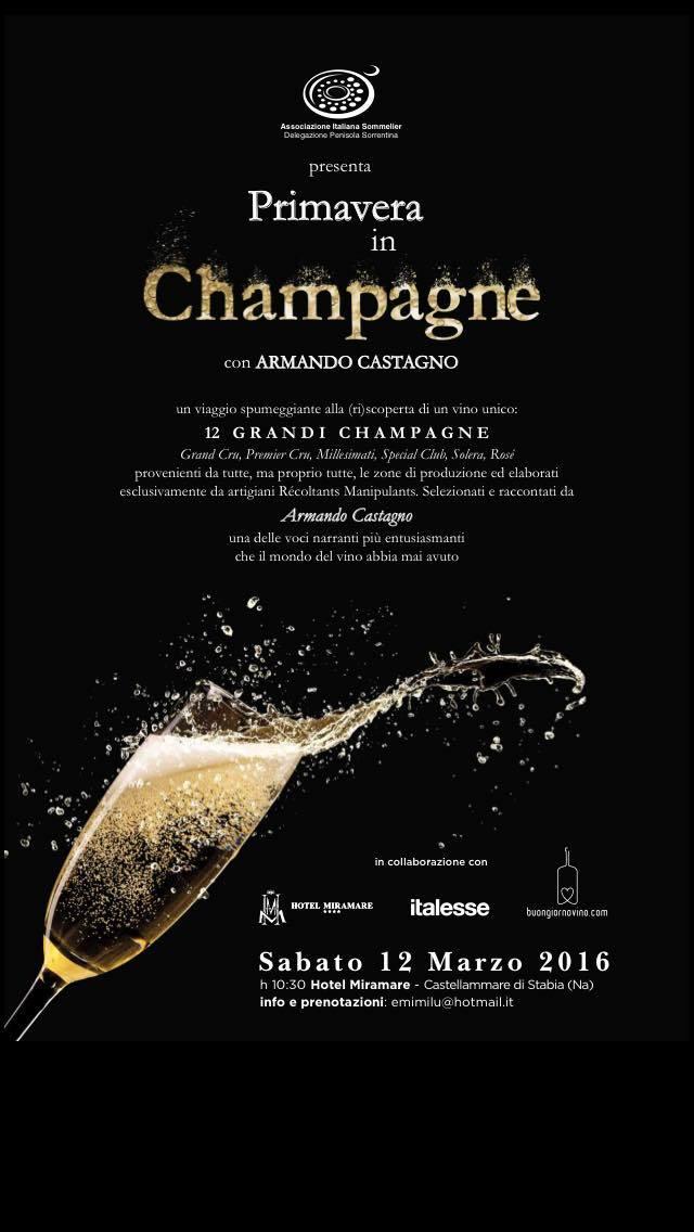 primavera di champagne