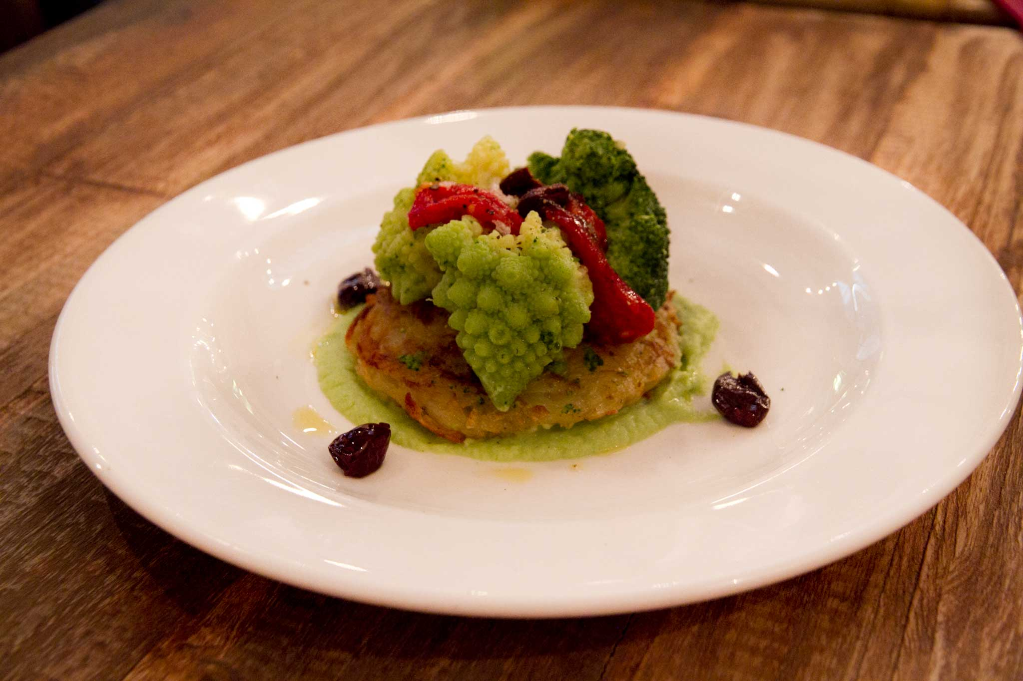 rosti e broccoli