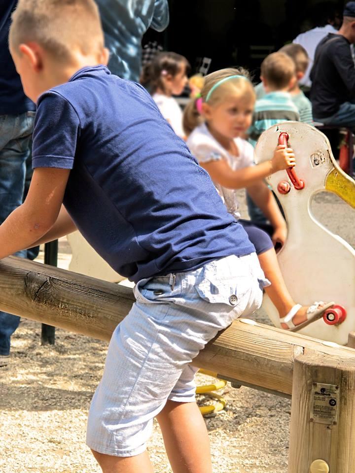 Roma 5 ristoranti family friendly per dire no al cartello - Parco mamma anna cucine ...