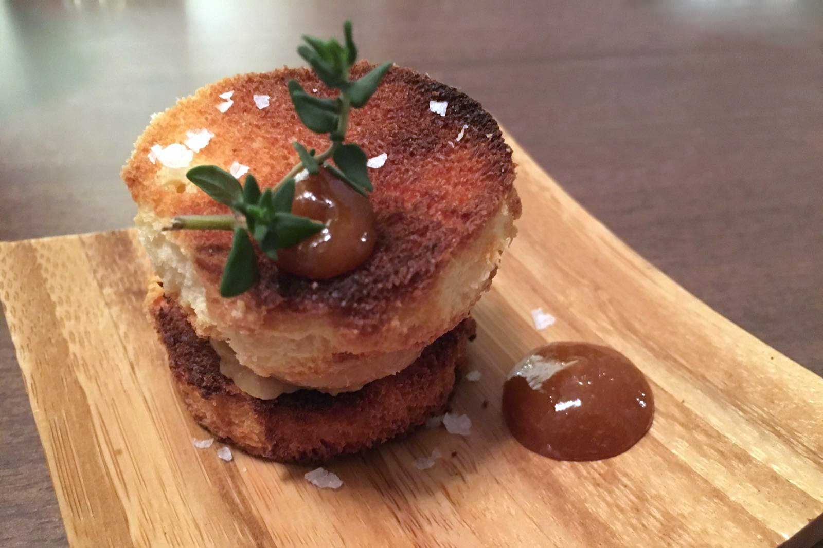 tapas foie gras