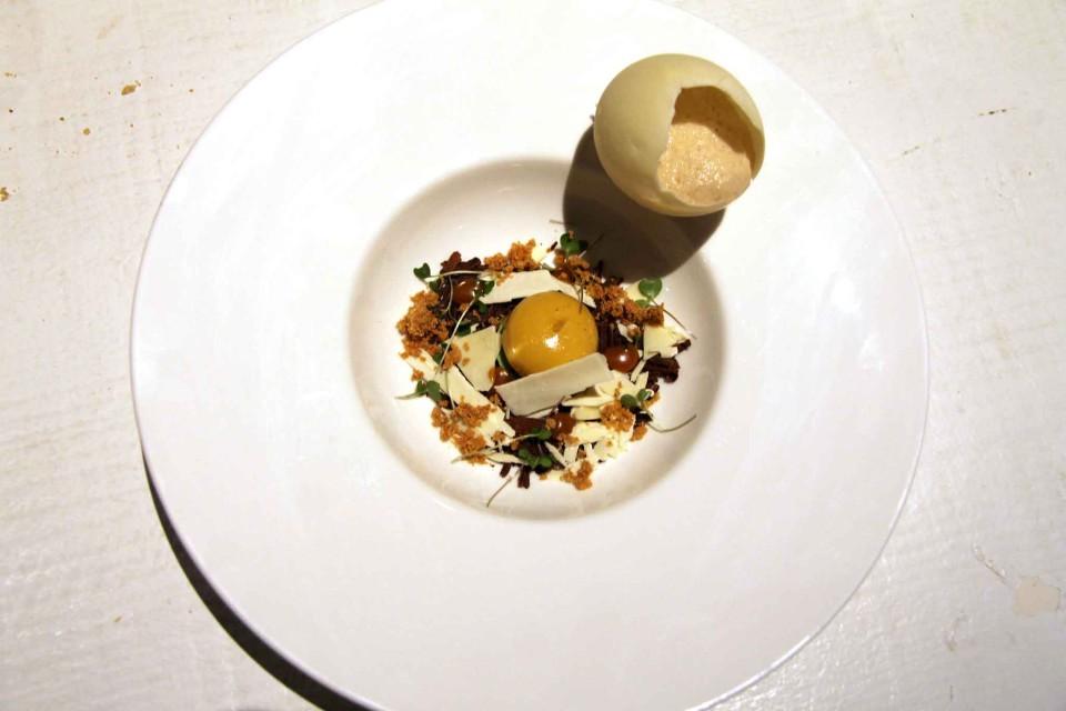 uovo Carlo Cracco