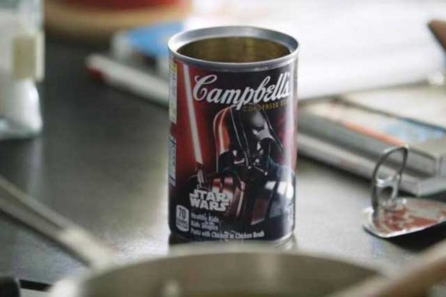 zuppa Campbell's Star Wars
