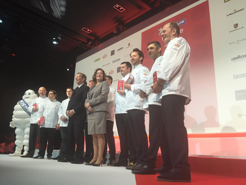 10 nuove due stelle Michelin