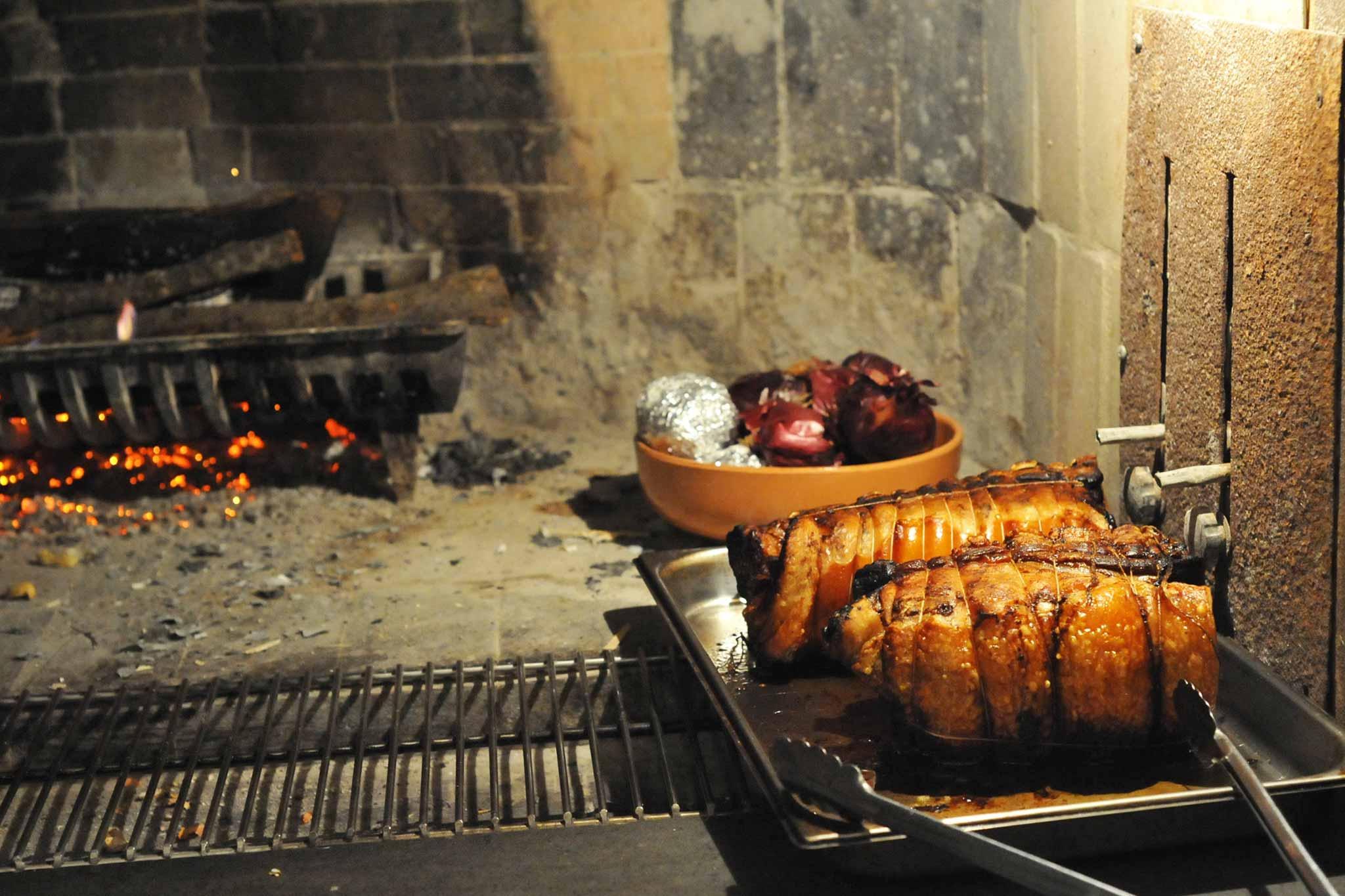 Ristoranti a roma il brunch nel forno a legna di cucinatipica - Cucinare con il forno a legna ...