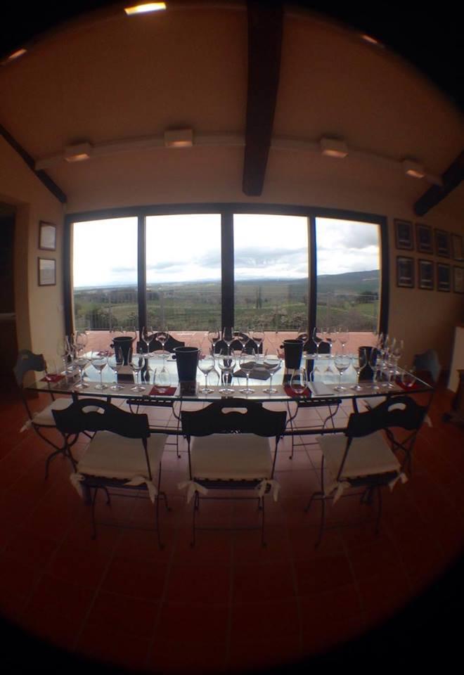 Degustazione vini cantina Grattamacco