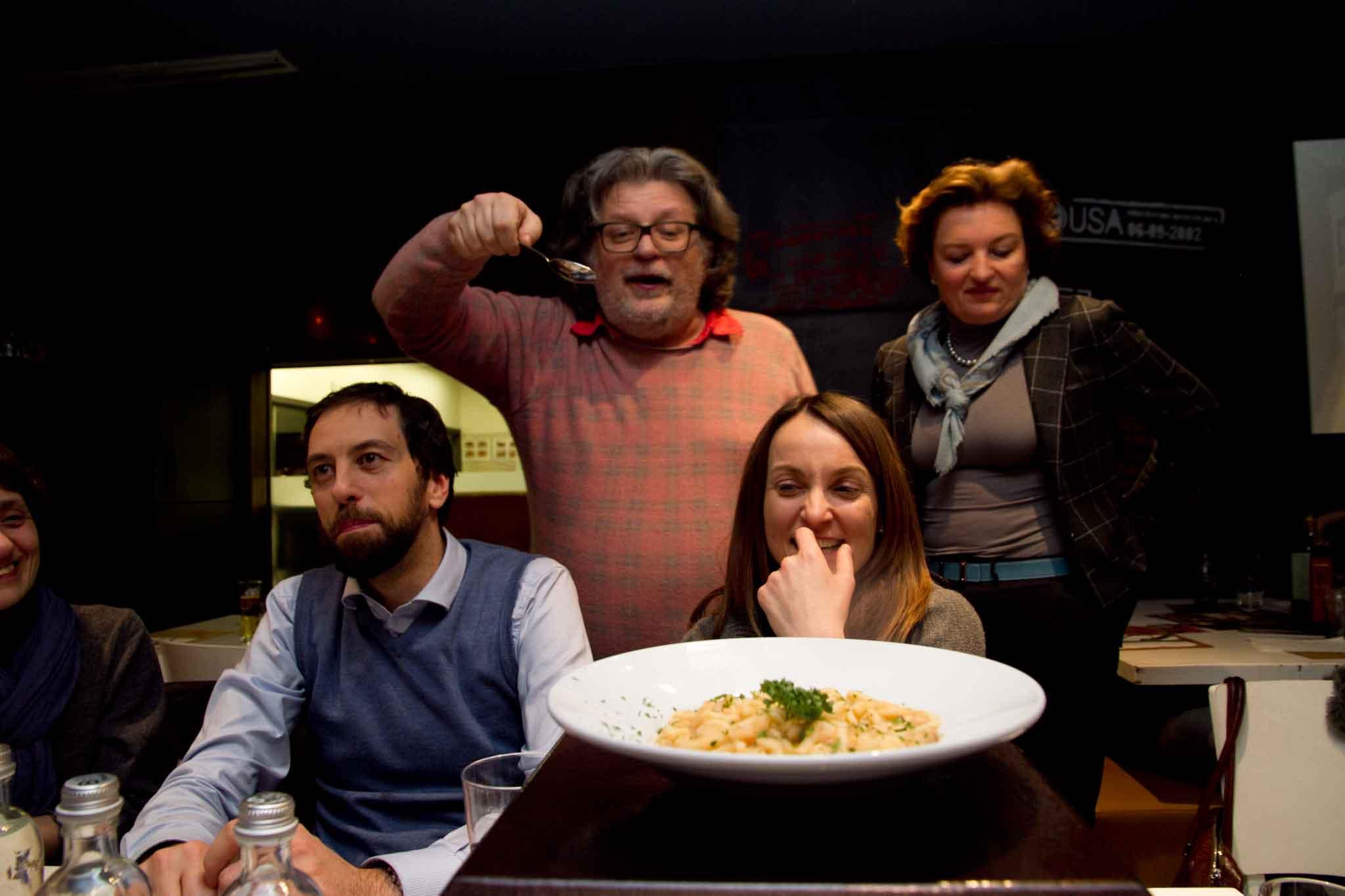 Emanuele Bonati pasta e fagioli