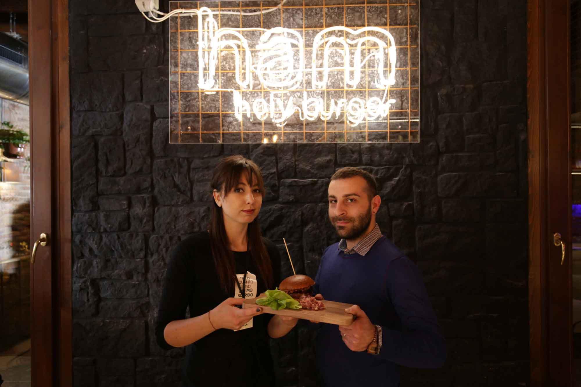 Ham Holy Burger Padova
