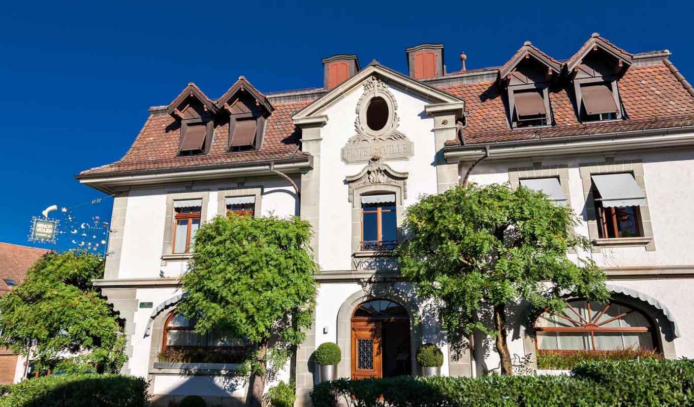 Hotel de Ville Crissier