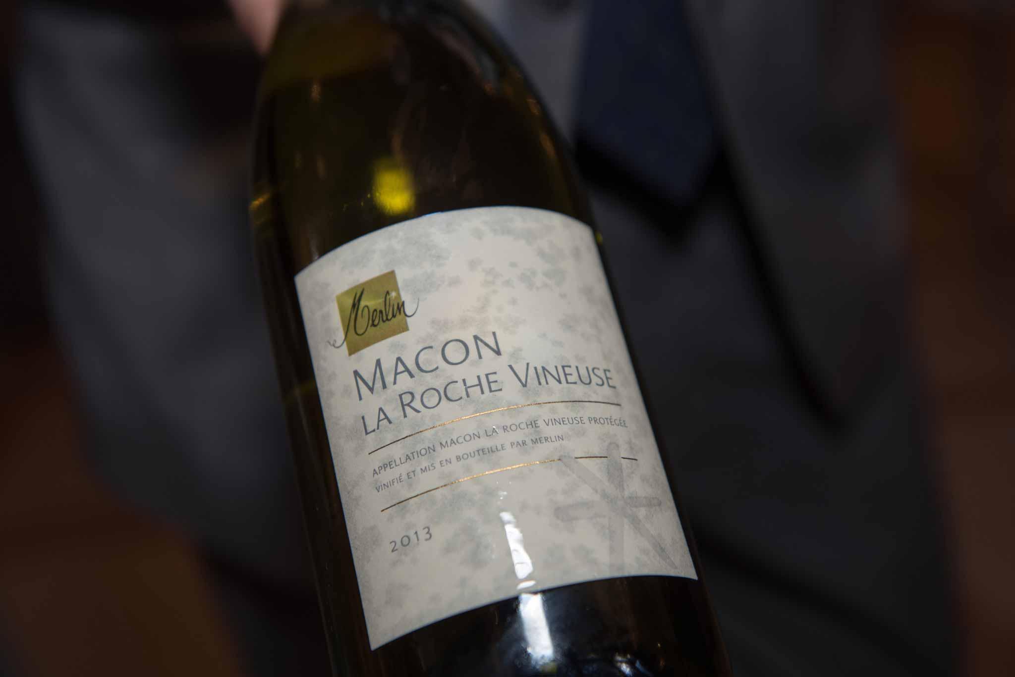 Macon La Roche Vineuse Merlin
