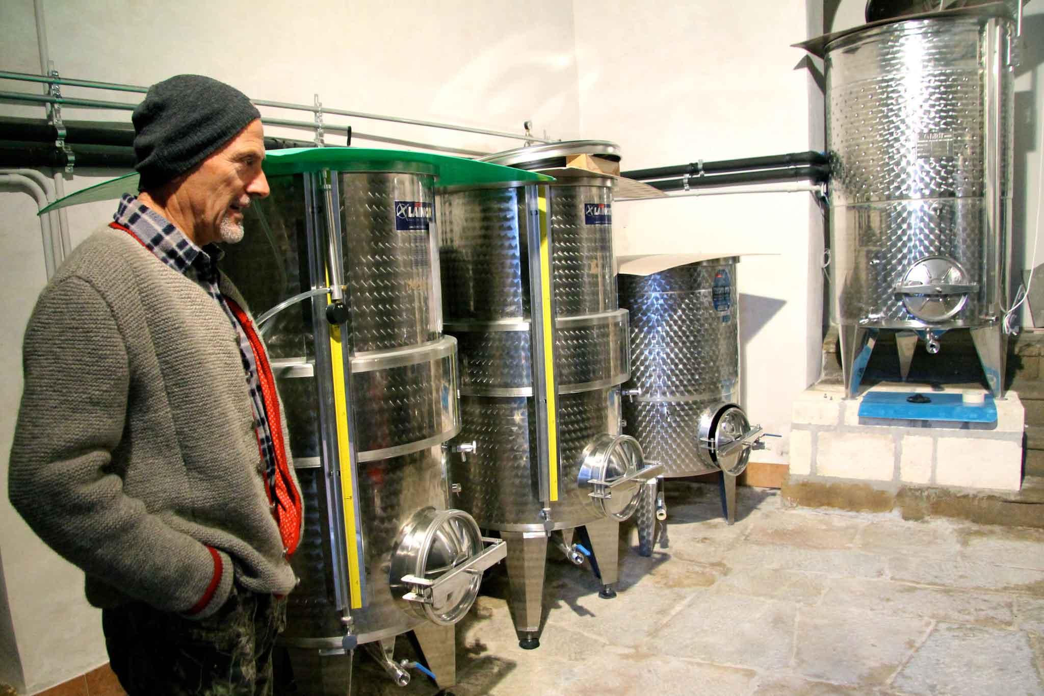 Mario Donnabella vino Cilento 5