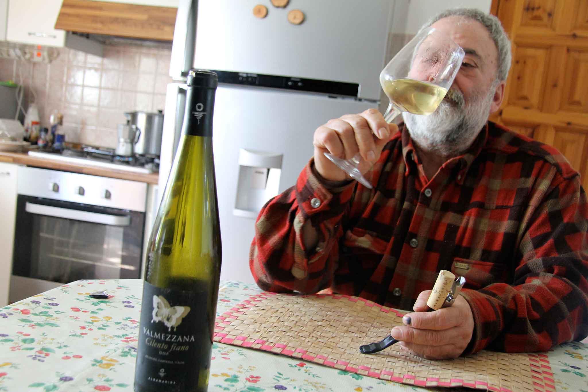 Mario Notaroberto vino